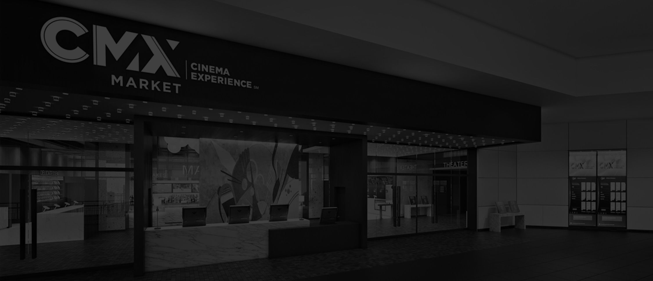 Cmx mall of america check out the new movie theater at