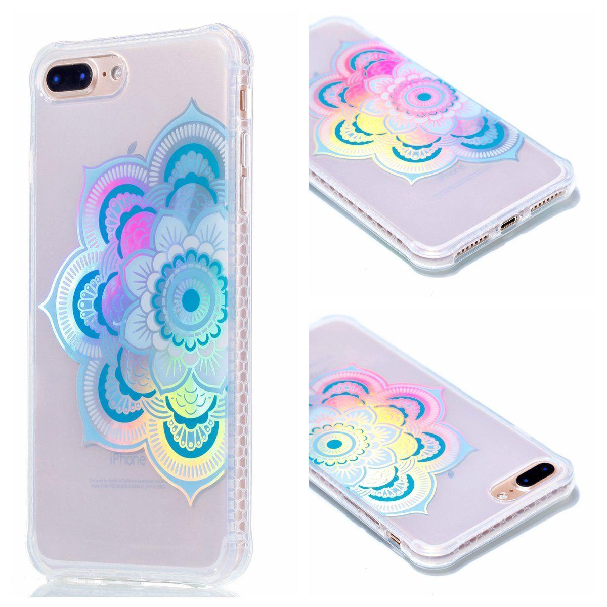 another chance 0e6c7 0eaf1 iPhone 7 Plus Case, iPhone 8 Plus Case, Wandeneng Hybrid Fancy ...