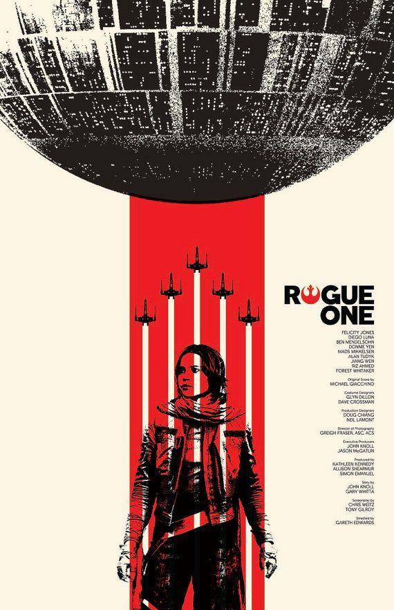 Cartel de Rogue One Film