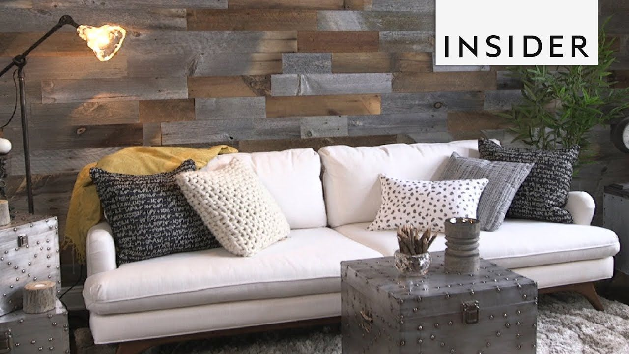Decorate Your Home With Removable Wood Panels Wood Panel