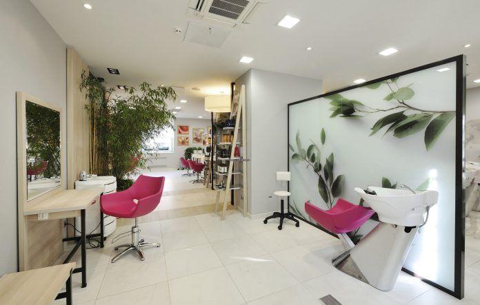 100 лучших идей: дизайн салона красоты на фото   Интерьер ...