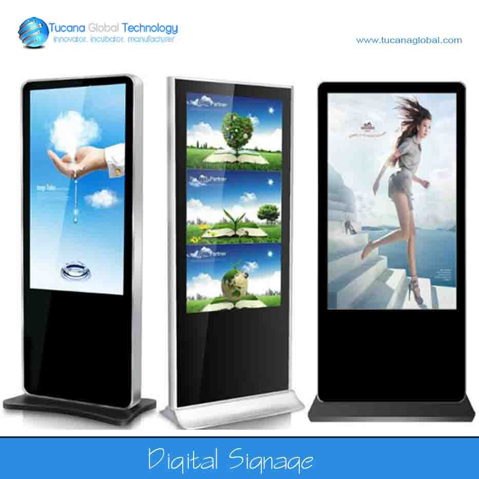 #DigitalSignage is fairly #new #concept, which is quickly #getting #popular due to its #convenience and #cost #effectiveness. #TucanaGlobalTechnology #Manufacturer #Hongkong