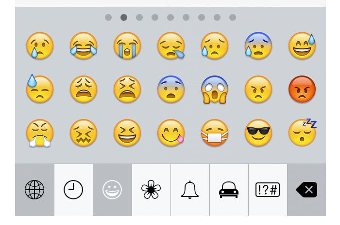 How To Find And Use Emoji On Your Android Or Iphone Whistleout Emoji Set Emoji Emoji Keyboard