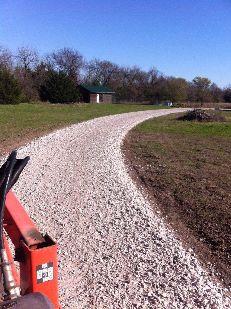 For Crushed Concrete Driveway Culvert Installation And