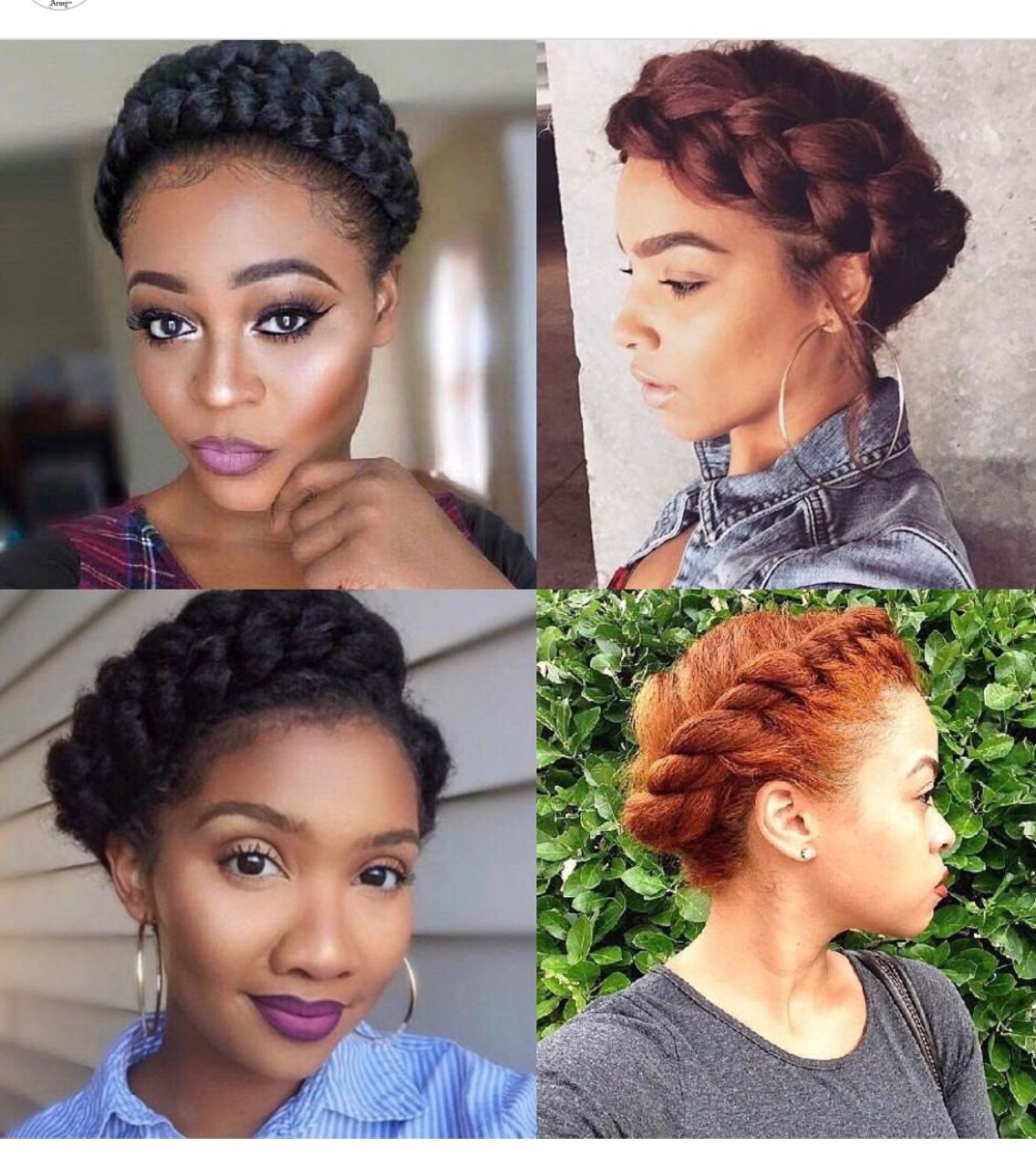 The Halo Braid Follow For More Styles Www Yeahsexyweaves Tumblr Com Natural Hair Styles Braided Hairstyles Easy Hair Styles