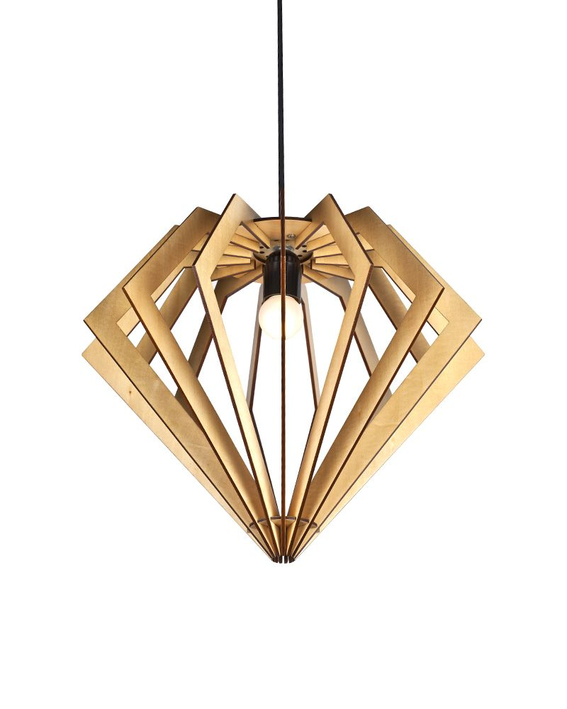 Wooden Lamp Shade Wooden Pendant Lighting Lamp Wooden Lampshade