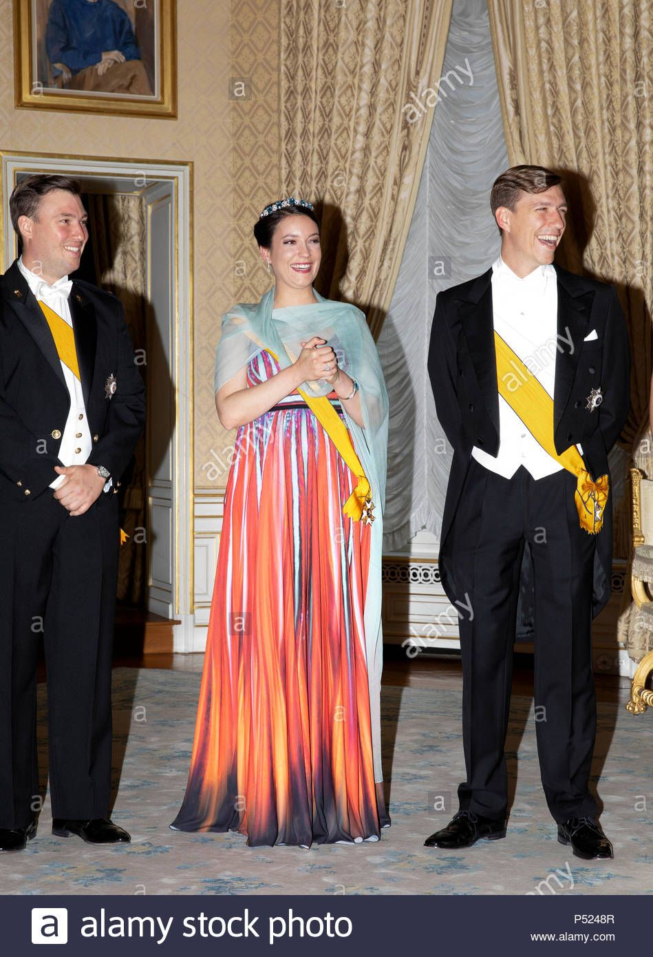 2011 Knight Grand Cross of the Order of the Gold Lion of