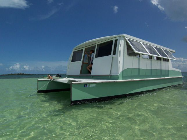 Small power catamaran – Boat Design Forums | Boats | Boat
