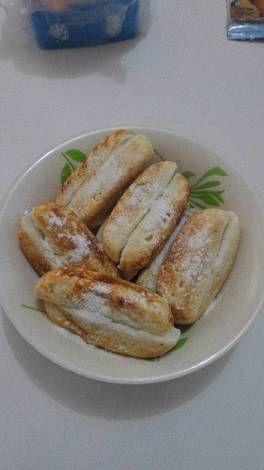 Resep Kue Rangin Bandros Oleh Fera S Kitchen Resep Kue Makanan Resep