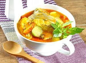 Bandeng Kuah Kuning Indonesianfood Indonesia