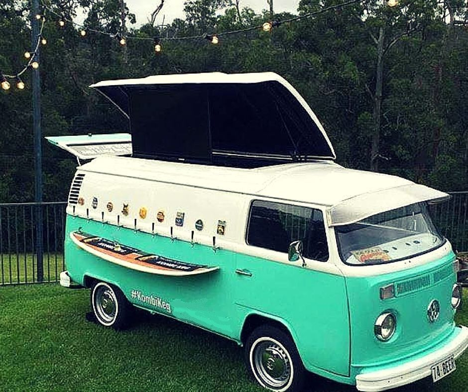 Kombi Keg In Surrey - Mobile Bar Services