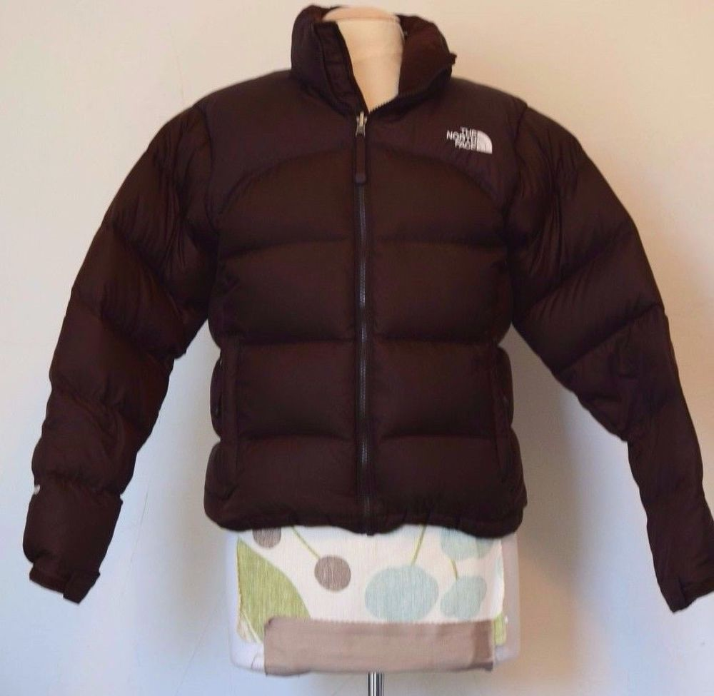 Women's 254 The Jacket A Down Face 700 North Filled Brown CoreBWdQxE