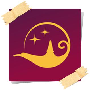 تحميل تطبيق Faladdin فلادين قارئ الفنجان والطالع للاندرويد والايفون Download App App Superhero Logos
