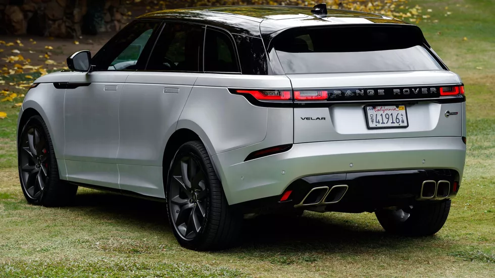 2020 Land Rover Range Rover Velar Svautobiography Dynamic Edition Is Long On Name Beauty Page 18 Land Rover Range Rover Lux Cars