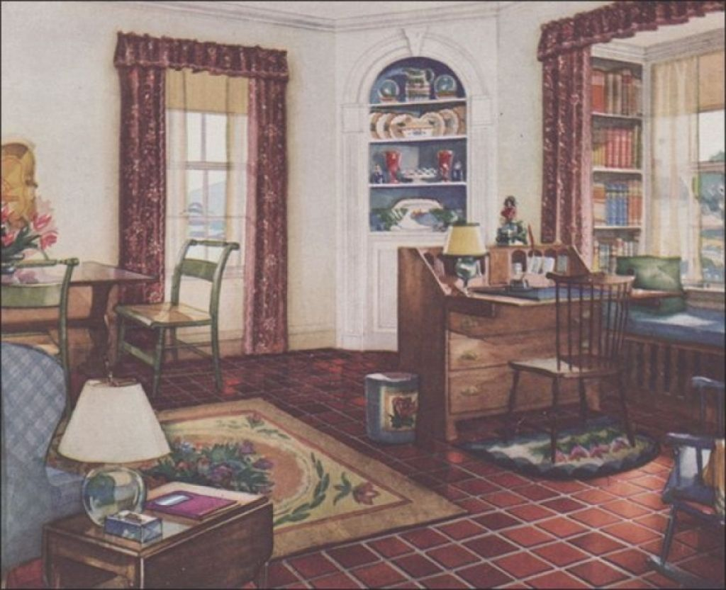 1930s Interior Design Living Room Idea Room Interior Desig