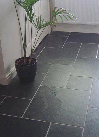 Http://trevinoflooring.com/tile/Black Slate Flooring That Just Looks