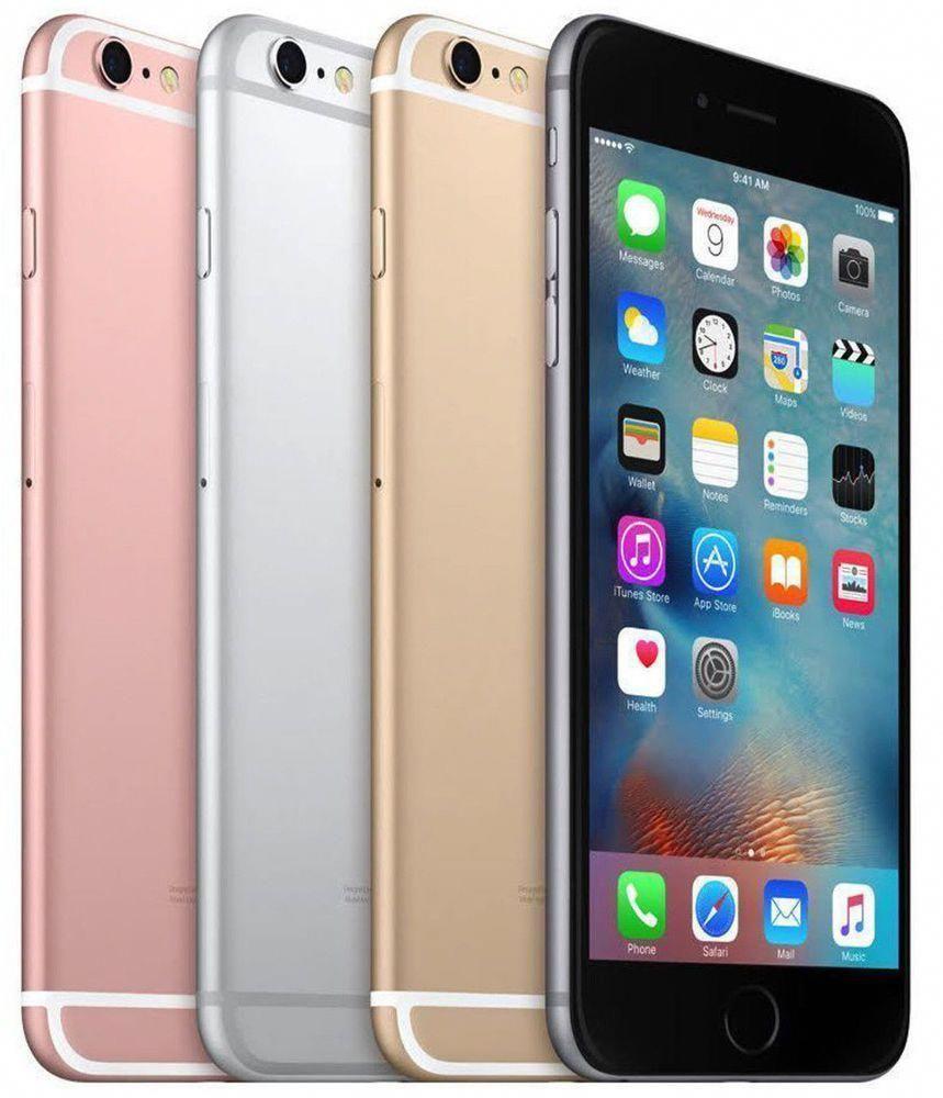 Apple iphone 6s plus factory unlocked tmobile att 128gb