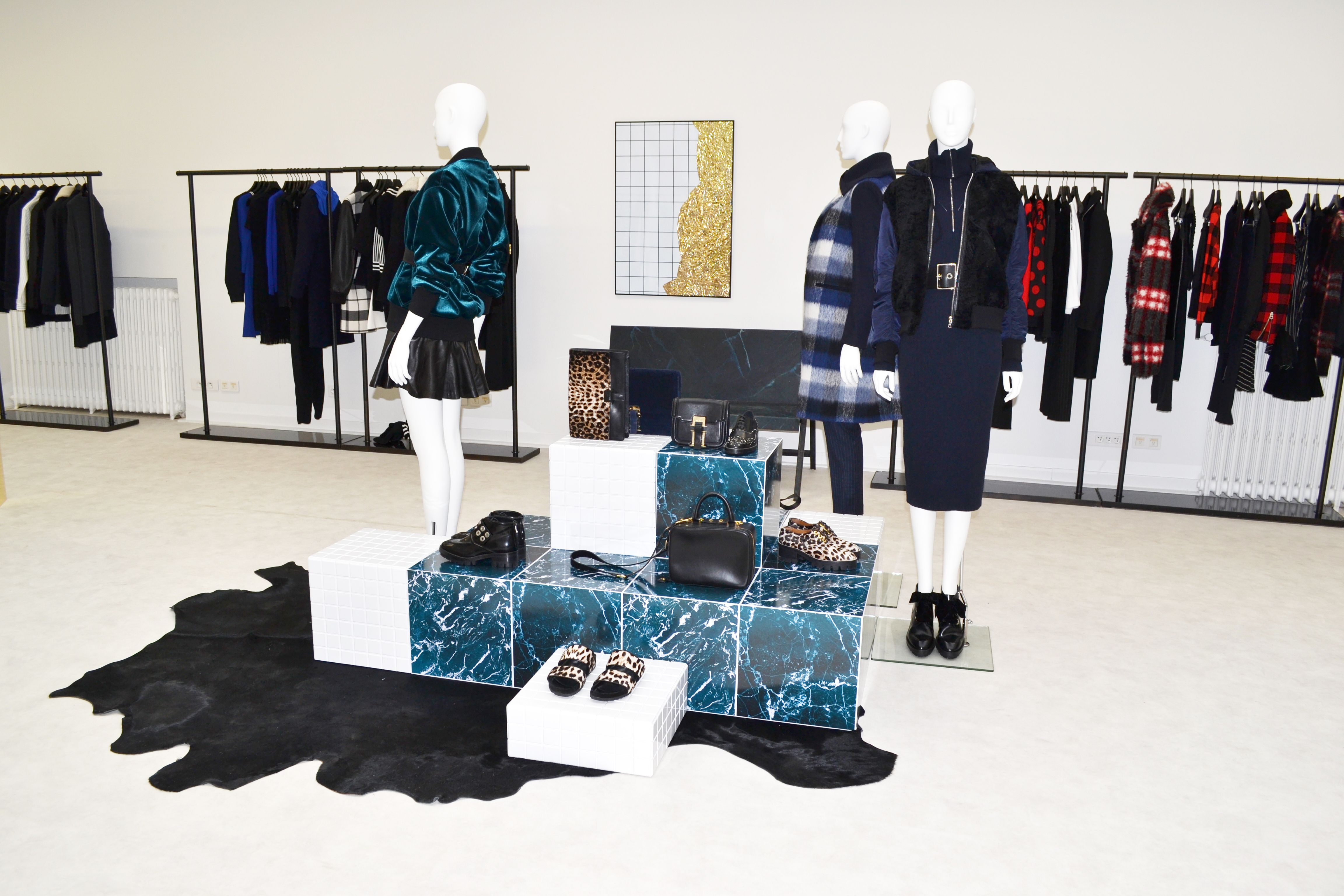 #show-room #sandro #dpsproduction