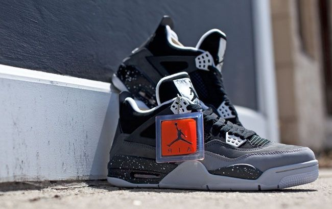 nike air jordan 4 retro iv fear pack