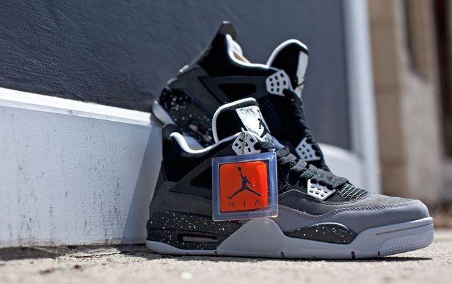 Release Date Air Jordan 4 Retro Fear Pack Air Jordans Jordan 4 Air Jordans Retro