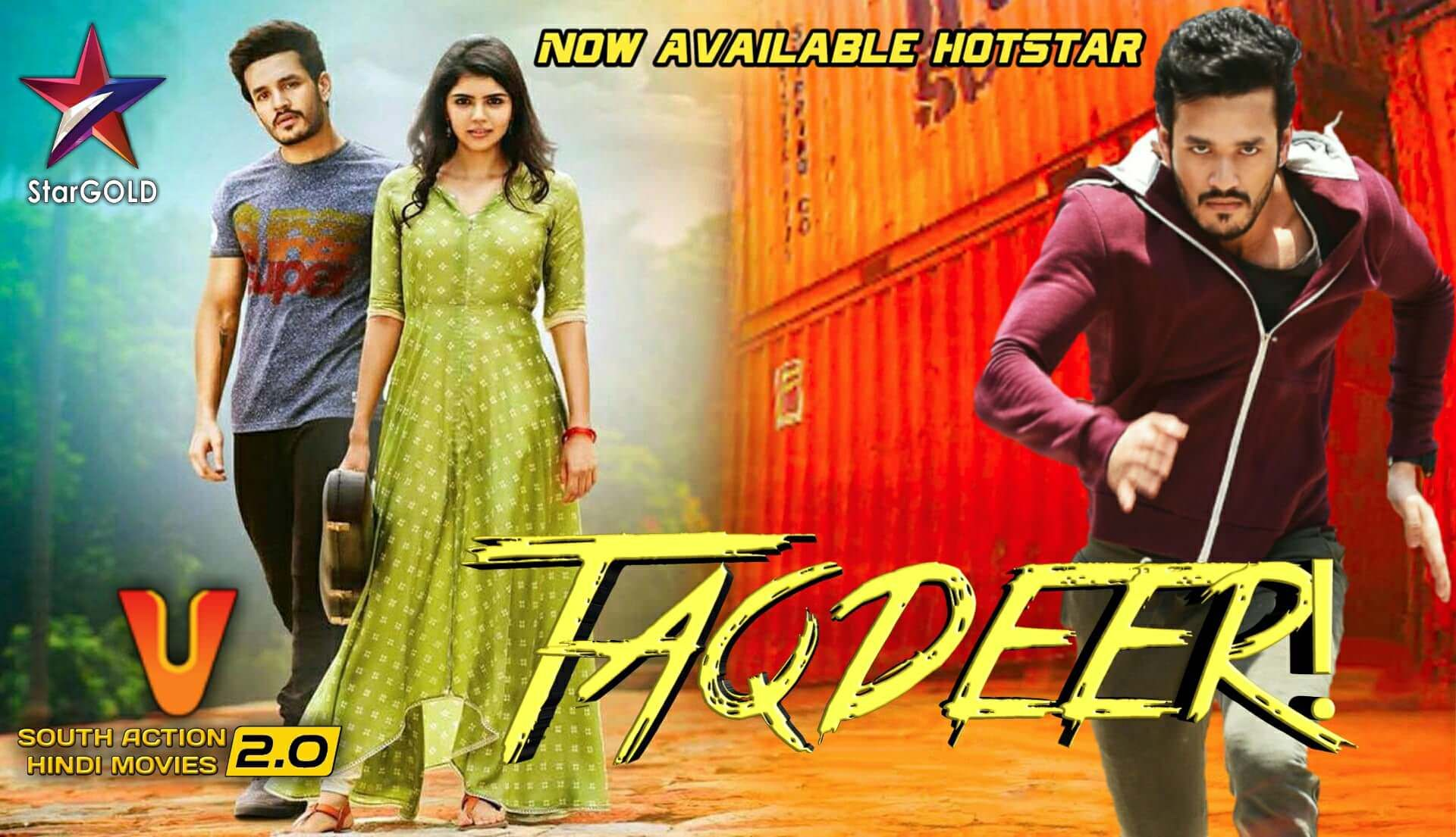 Taqdeer (Hello) 2018 Hindi Dubbed Full HD Movie | Full hd in 2019