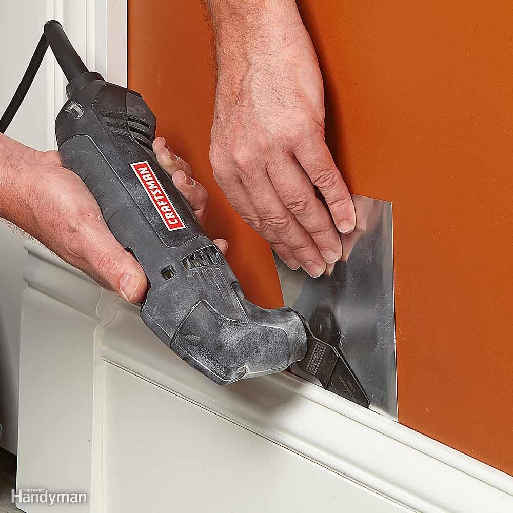 Tips for Using an Oscillating Tool (With images ...
