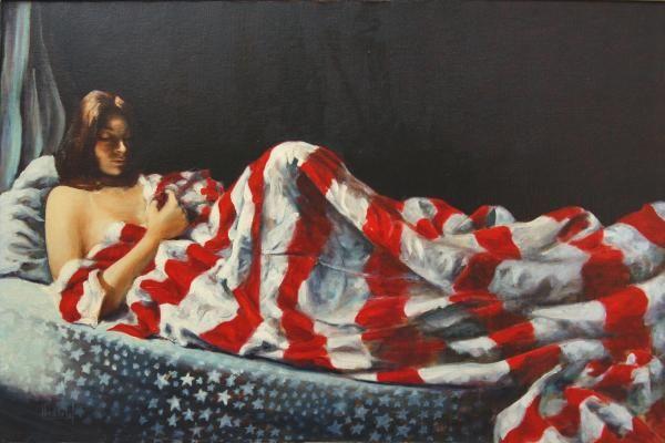 Stars and Stripes, Rick Nederlof