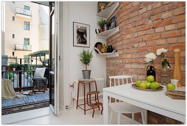Art Symphony: Beautiful Apartment in Sweden