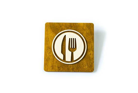 Restaurant Sign Dining Room Bar Door Food
