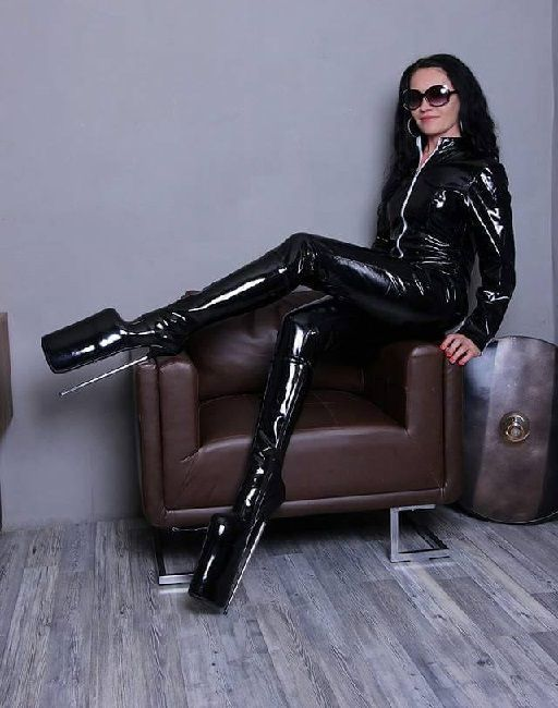 Latex Leather Fetish