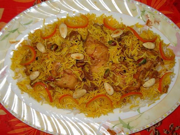 Afghani Zarda Pulao: Delicacy From Kabul | Cuisine, Dishes And Rice