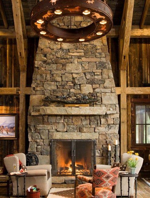ideas de diseño para chimeneas ideas casayarumo Pinterest - diseo de chimeneas para casas