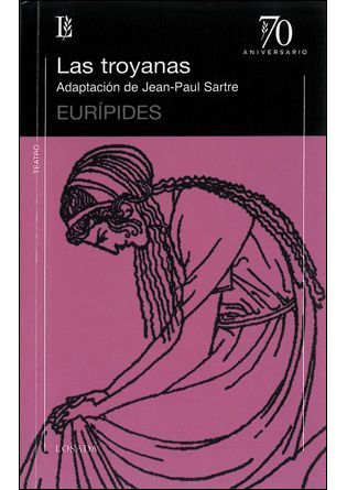 Las Troyanas Euripides Literatura Clásica Libros Libros Para Leer