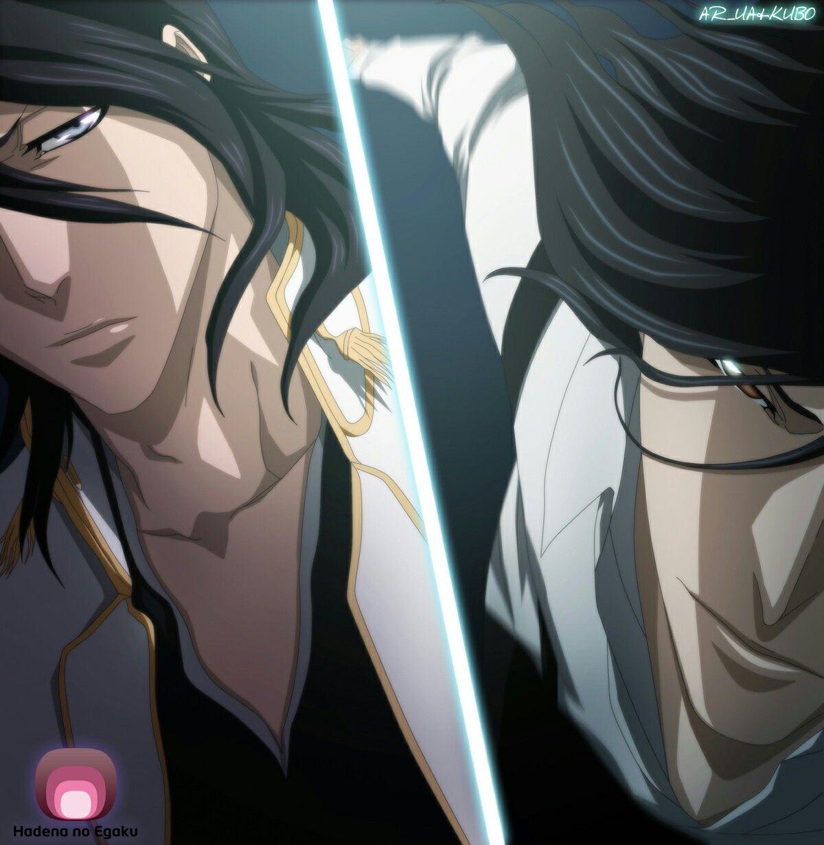 Tsukishima vs Byakuya Kuchiki bleach | Bleach | Bleach anime