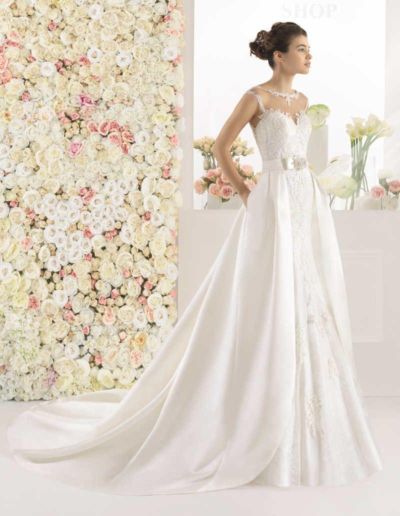 Neu bei crusz: @airebarcelona. Moderne Prinzessin Brautkleider ...