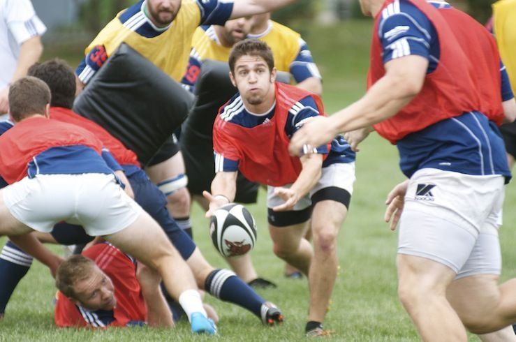 Maccabi Usa Rugby Olympic Training Center Camp Olympic Training Olympic Training Center Usa Rugby