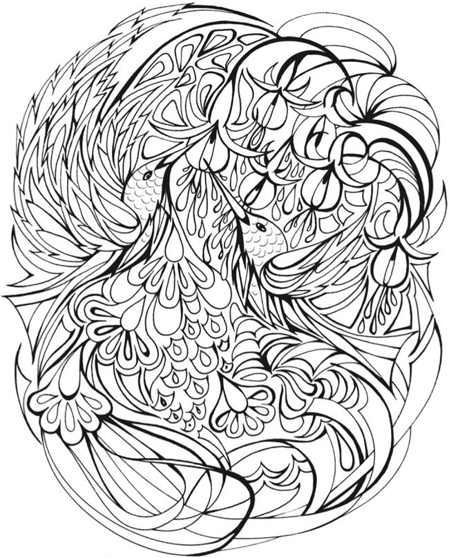 Welcome To Dover Publications Bliss Dream Coloring Book Coloring Book Pages Coloring Books Printable Coloring Pages