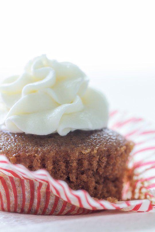 Tomato Soup Cupcakes #marshmallowflufffrosting