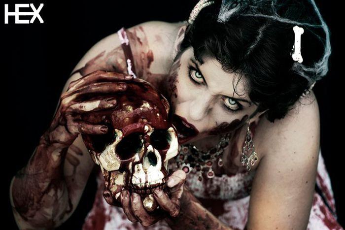zombie sex fuck girl