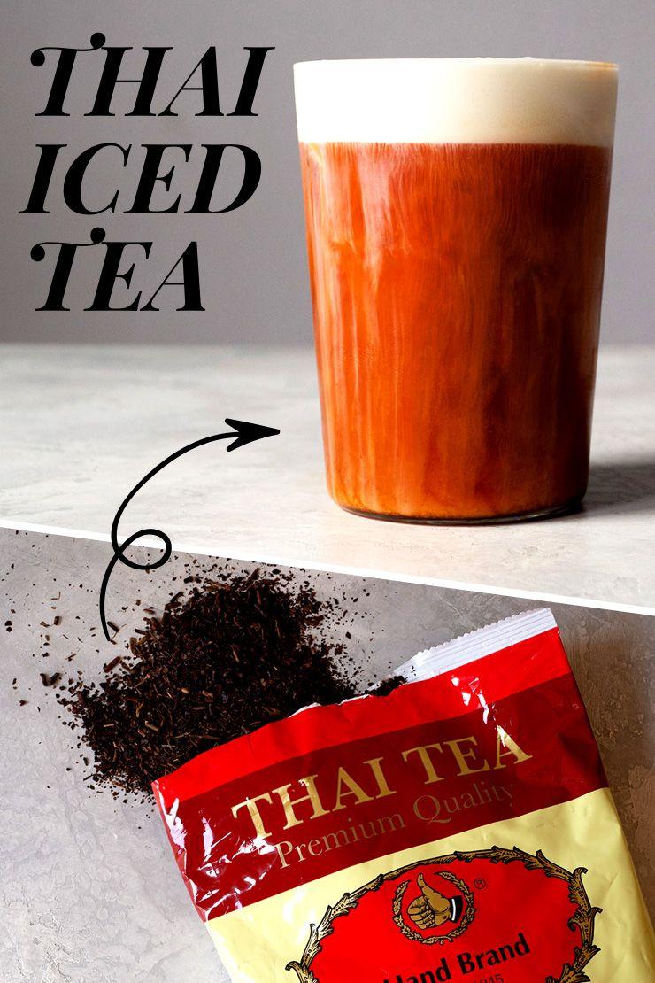 The Best Homemade Thai Iced Tea Recipe It S So So Good