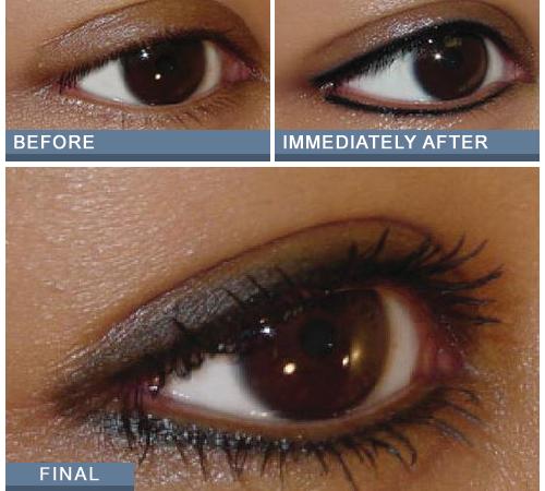 Permanent Makeup Eyeliner Swelling Makeup eyeliner
