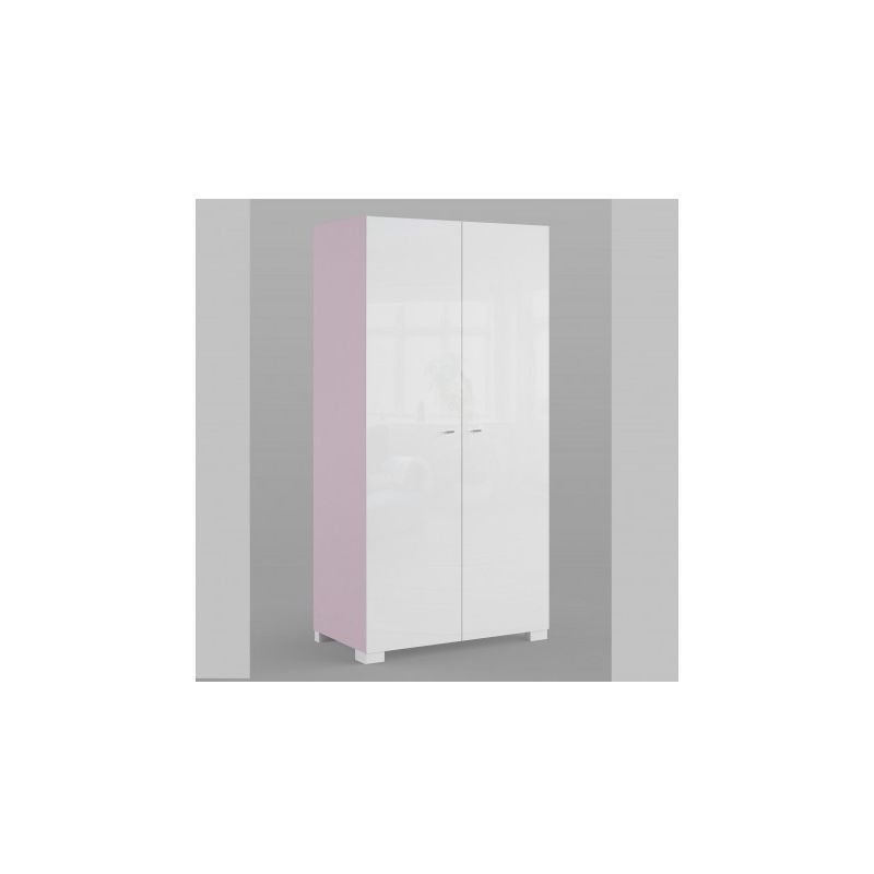 Armoire Girly 100cm Mp 5723 Arm100ahd Tall Cabinet Storage House Design Design