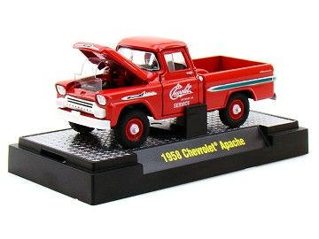 M2 Machines 1958 Chevy Apache Truck 1 64 Special Promo Car