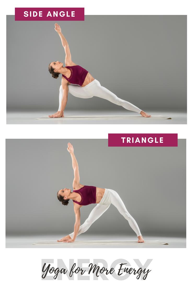 Triangle Pose Vs Pyramid Pose