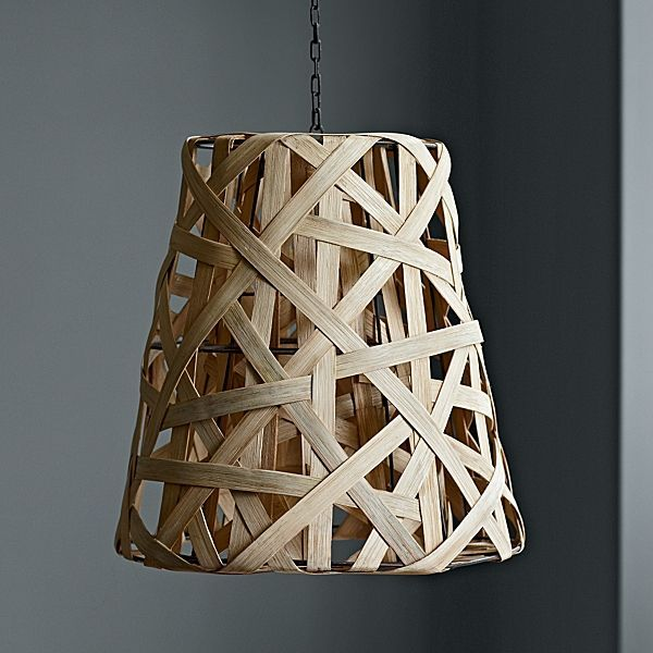 Contemporary lighting that captures natures beauty diy hanginghanging basketshanging lampsmodern