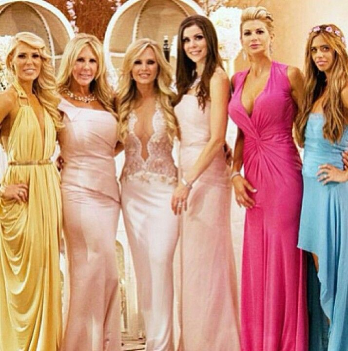 Tamra's Wedding - Real Housewives of Orange County