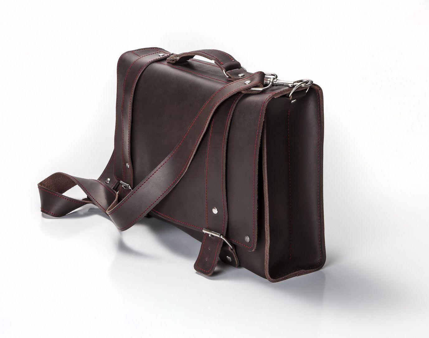 Urban Classic  #leather #bag #design
