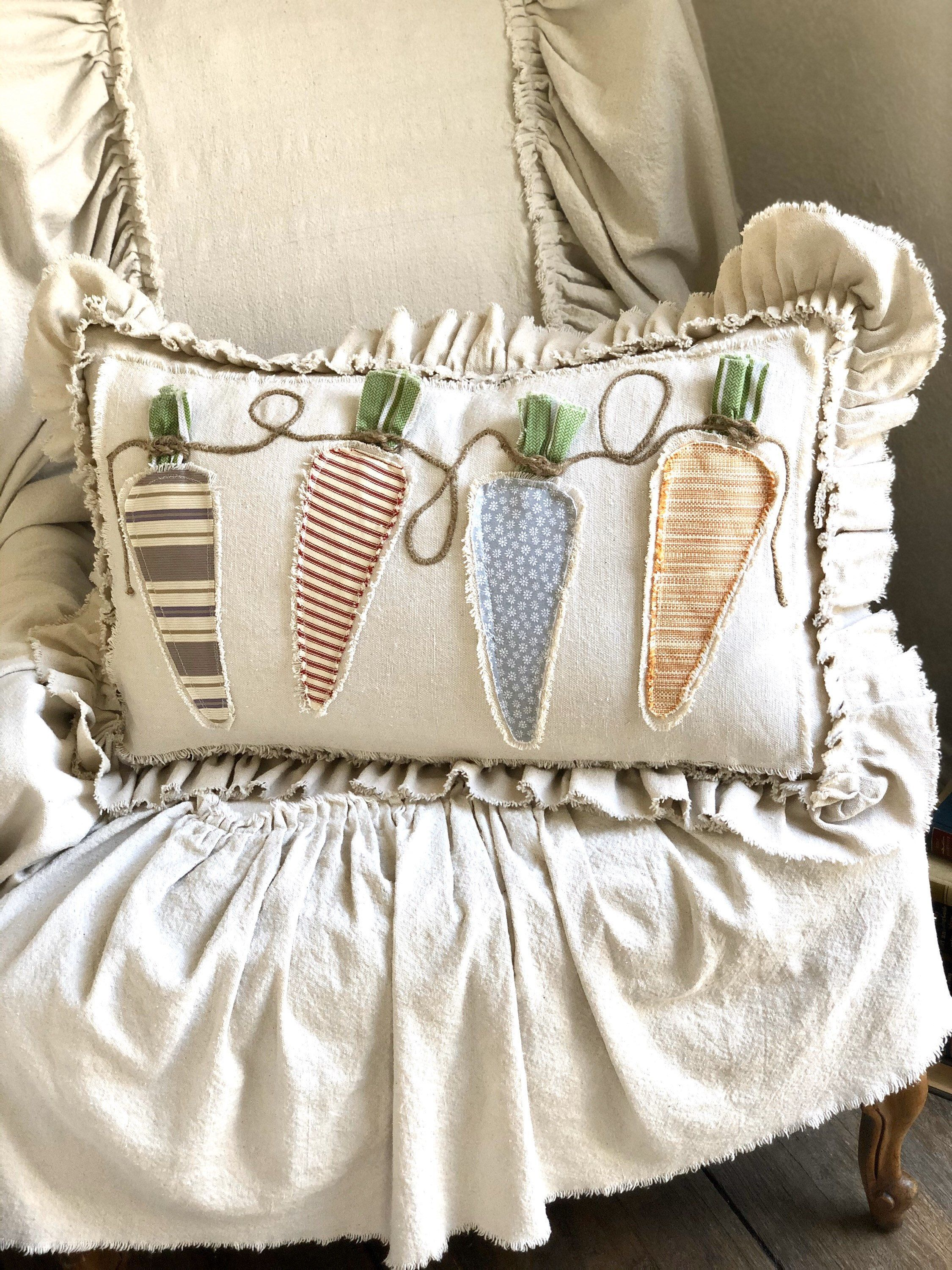 Pin On Easter In 2020 Easter Pillows Country Pillows Large Pillow Covers