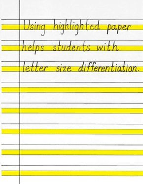 Help With Handwriting for kids & schools - Help With Handwriting