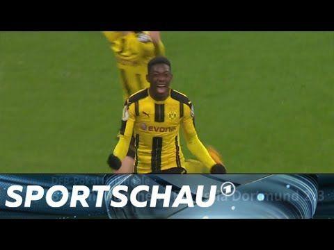 DFB-Pokal: Borussia Dortmund - die Tore bis zum Finale | Sportschau